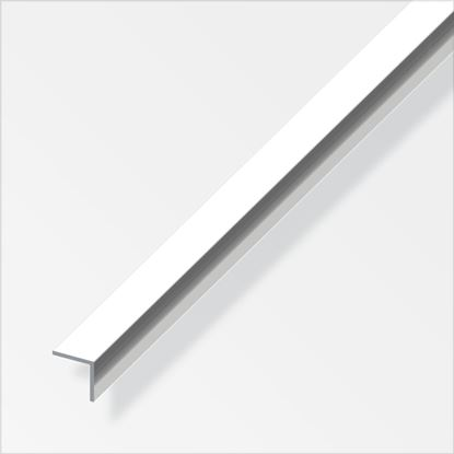 Picture of Alfer Aluminium Angle Chrome 15mmx15mmx1m