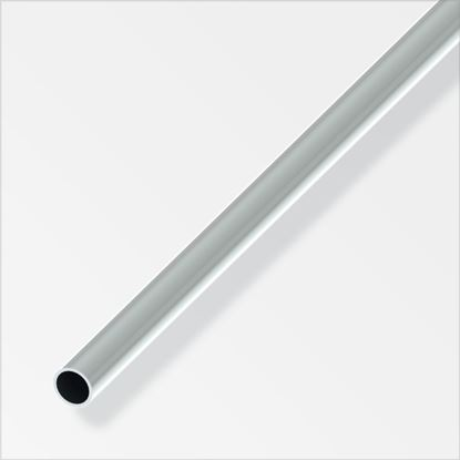 Picture of Alfer Aluminium Tube Chrome 8mmx1m