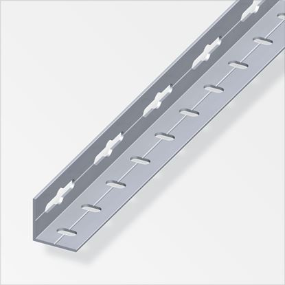 Picture of Alfer Angle Equal Raw Aluminium 23.5mm x 1m