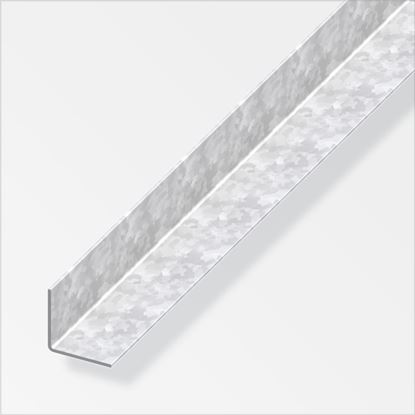 Picture of Alfer Angle Equal Steel Galvanised 23.5mm x 2.5m