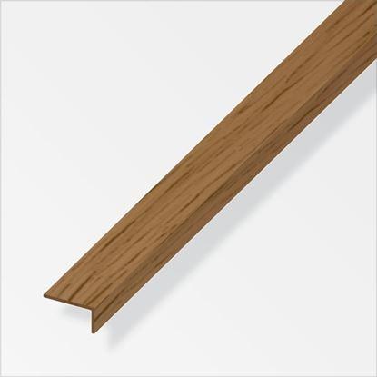 Picture of Alfer Angle PVC Rustic Oak 10mmx19mmx1m