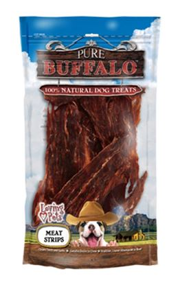 Picture of Loving Pets Pure Buffalo Meat Strips 9