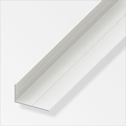 Picture of Alfer Angle White PVC 23.5mm x 43.5mm x 1m
