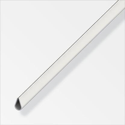 Picture of Alfer Frame Profile White PVC 15mmx1m