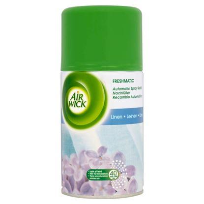 Picture of Airwick Freshmatic Refill 250ml Linen Lilac