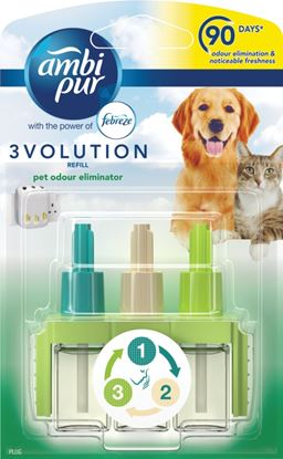 Picture of Ambi Pur 3volution 20ml Refill Pet