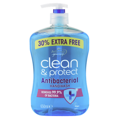 Picture of Astonish Clean  Protect Handwash 650ml
