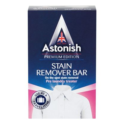 Picture of Astonish Premium Edition Stain Remover Bar 75g