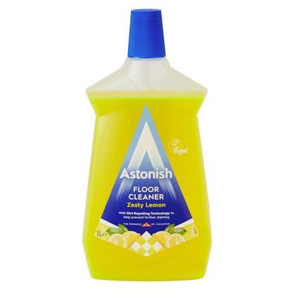 Picture of Astonish Floor Cleaner 1L Zesty Lemon