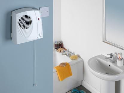 Picture of Dimplex Winterwarm IP22 Down Flow Heater 2kw