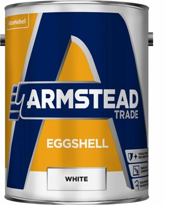 Picture of Armstead Trade Eggshell 5L White