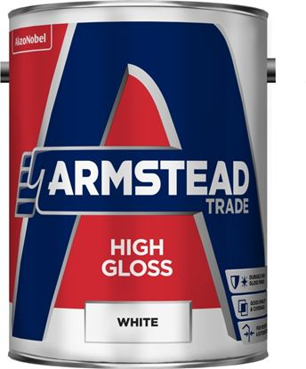 Picture of Armstead Trade High Gloss 5L White
