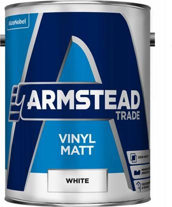 Picture of Armstead Trade Vinyl Matt 5L White