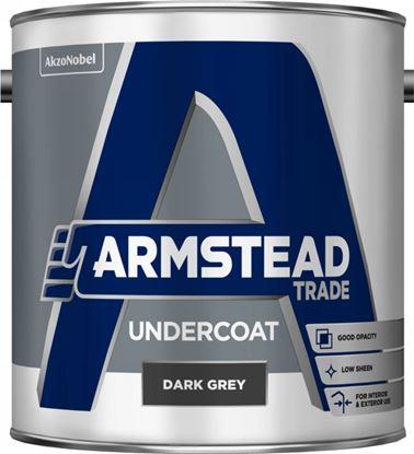 Picture of Armstead Trade Undercoat 2.5L Dark Grey