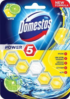 Picture of Domestos Power 5 Rimblock Lime Single