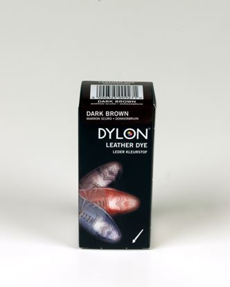 Picture of Dylon Leather Dye 50ml Brown