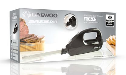 Picture of Daewoo Electric Knife 180w Black