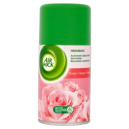 Picture of Airwick Freshmatic Refill 250ml Roses