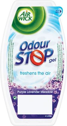 Picture of Airwick Odour Stop Gel Lavender  Camomile 150g