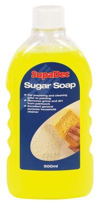 Picture of SupaDec Sugar Soap 500ml