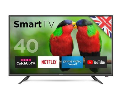 Picture of Cello 40 HD Ready LED Smart TV with Wi-Fi and DVB-T2