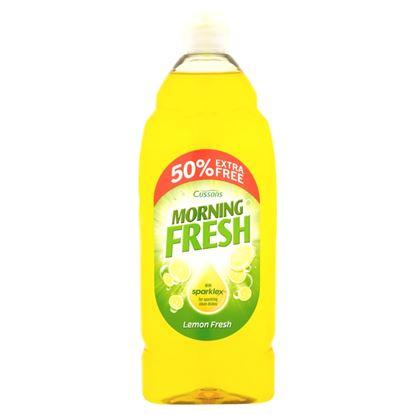Picture of Morning Fresh Washing Up Liquid Lemon 675ml