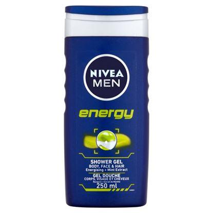 Picture of Nivea Men Energy Shower Gel 250ml