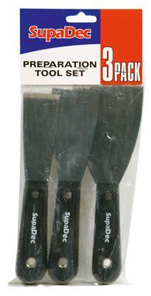Picture of SupaDec Preparation Tool Set 3 Piece