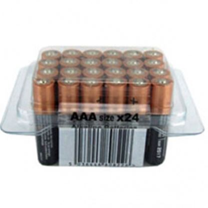Picture of Duracell AAA Batteries Tub Of  24