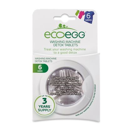 Picture of Ecoegg Detox Tablets 6 Pack