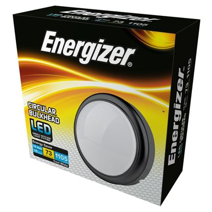 Picture of Energizer LED Round Bulkhead IP54 15w 4000k