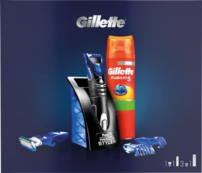 Picture of Gillette Fusion Styler Gift Set