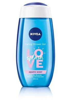 Picture of Nivea Love Splash Shower Gel 250ml Aquatic Scent