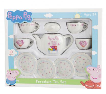 Picture of Pepper Pig Porcelain Tea Set