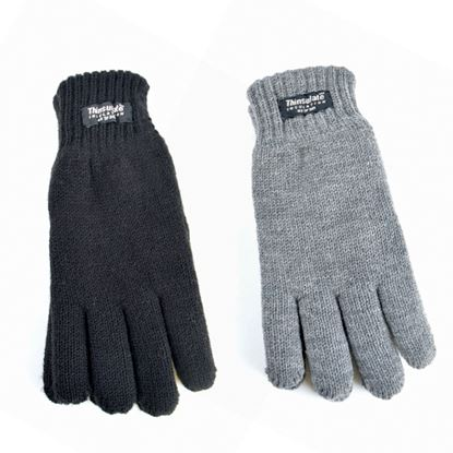 Picture of RJM Boys Thinsulate Knitted Gloves