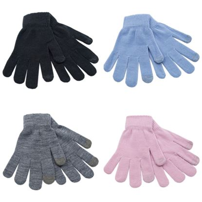 Picture of RJM Ladies Phone Touch Gloves