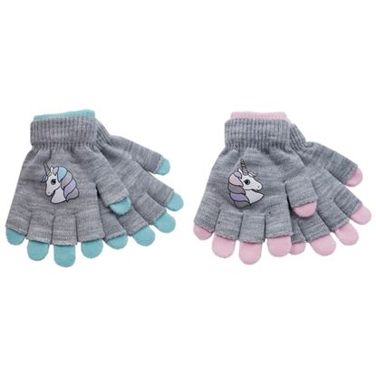 Picture of RJM 2 In 1 Unicorn Magic Gloves