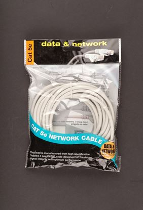 Picture of Dencon CAT 5E Network Cable 3m Grey