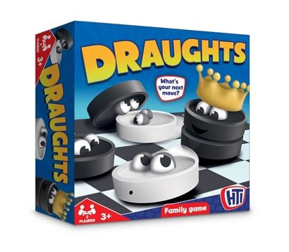 Picture of Traditional Games Draughts