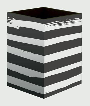 Picture of Anker Pen Pot Spots Stripes