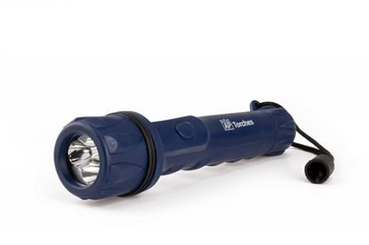 Picture of Active Rubber Torch 2AA 10 Metre Beam
