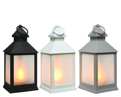 Picture of Kaemingk LED Flame Lantern