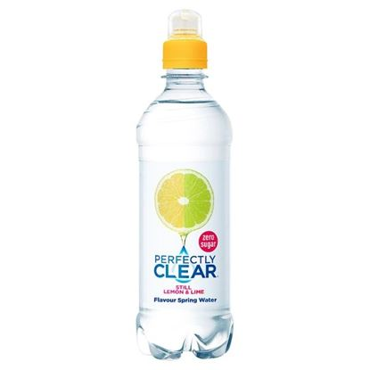 Picture of Perfectly Clear Lemon  Lime Water 500ml x 12