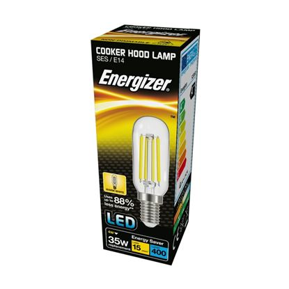 Picture of Energizer Filament LED Cooker Hood E14 4w 3000k