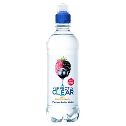 Picture of Perfectly Clear Summer Fruit Water 500ml x12