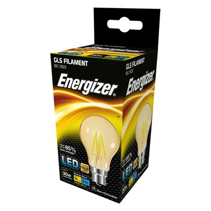 Picture of Energizer Filament LED Ls B22 310lm 4.2W