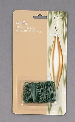 Picture of Premier Tree Decoration Hooks 100 Pack