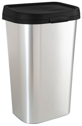 Picture of Curver Minstral Flat Bin 50L Silver