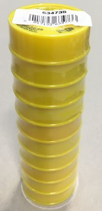 Picture of Pack of 10 PTFE Gas Tapes 13mm x 5m White