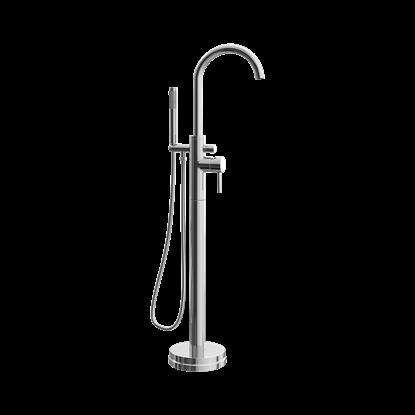 Picture of Cassellie Dalton Freestanding Bath Tap H1160 x W195 x D292mm